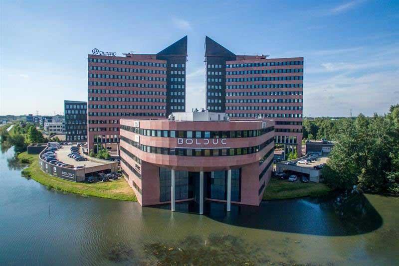 Jobmatchers, kantoor, Utopialaan 49, 's-Hertogenbosch